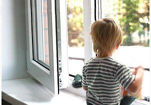 Как выбрать замки на окна ПВХ ? Виды и различия «детских замков».